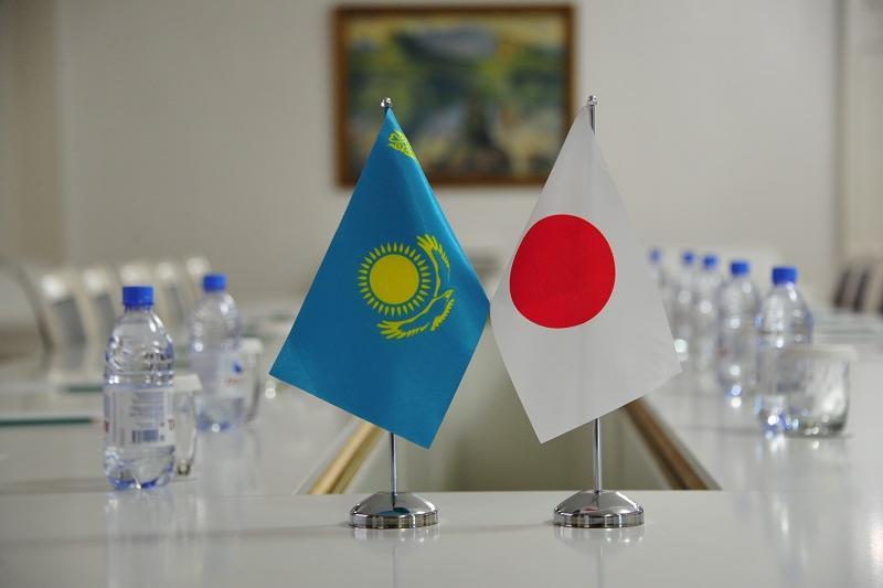 Астанада Жапония елшісінің қабылдауы өтті