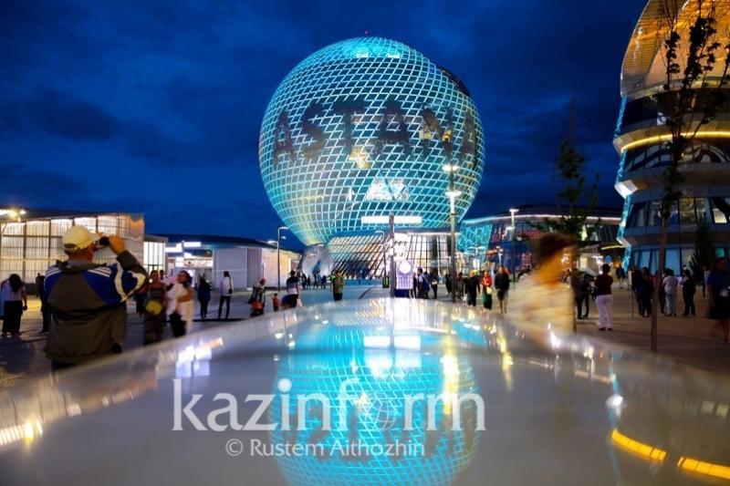 Жыл басынан бері Астанаға жарты миллионнан астам турист келген