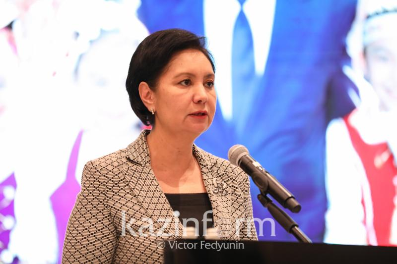 Kazakhstan Secretary of State summarizes results of women's, children's rights protection activities