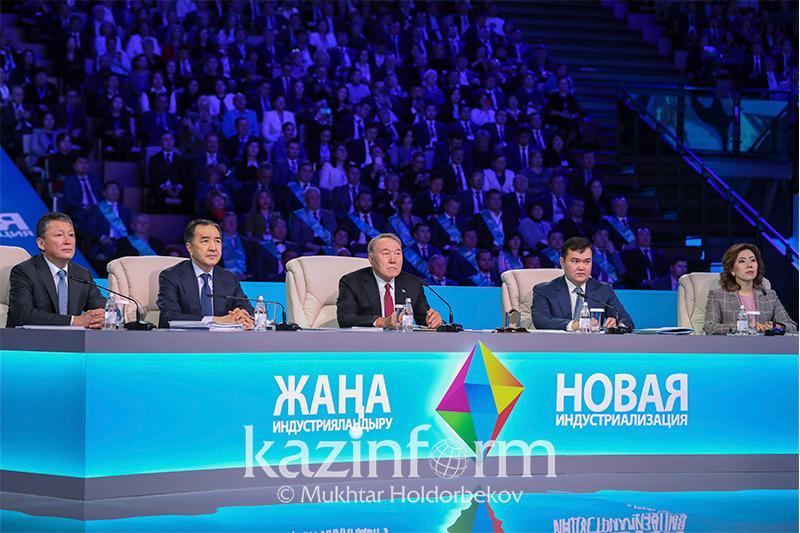 Общенациональный телемост с участием Президента РК стартовал в Астане