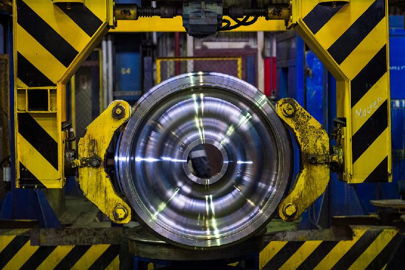 Kazakhstan launches rail wheels production