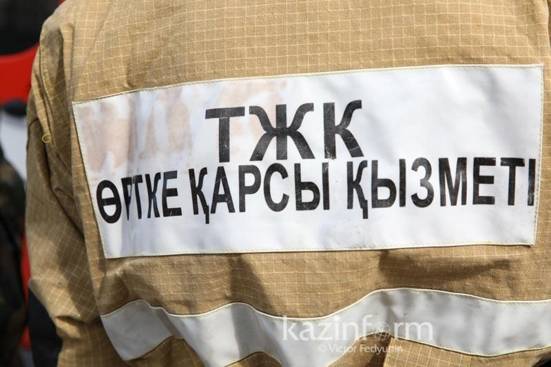 Алматы облысының тұрғындары отшашу атам деп мал азығын өртеп жіберді