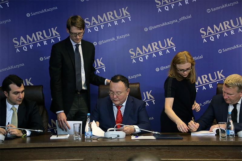 Казахтелеком приобрел 75% акций Кселл