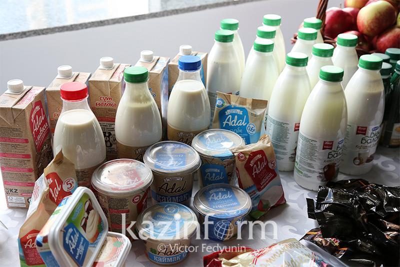 Казахстанские продукты питания хотят маркировать в цвета светофора