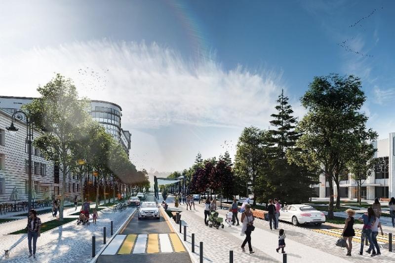 Какие улицы будут реконструированы в Алматы в 2019 году