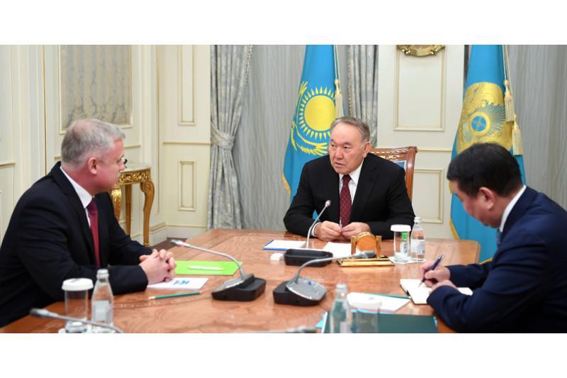 Президент Казахстана поддерживает кандидатуру представителя Беларуси на пост генсека ОДКБ