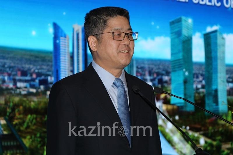 МИД КНР: Нурсултан Назарбаев создал уникальную казахстанскую модель развития