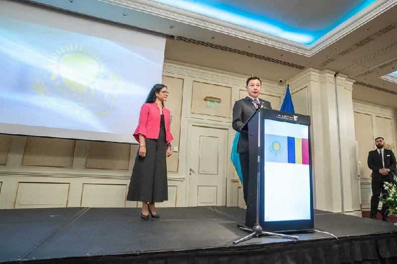 Kazakh Film Festival held in Bucharest to mark Independence Day