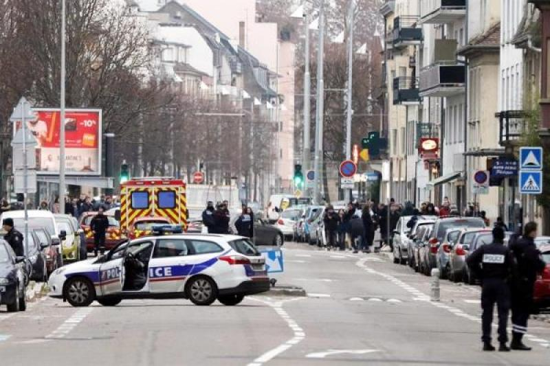 Strasbourg terrorist dies in shootout with French police