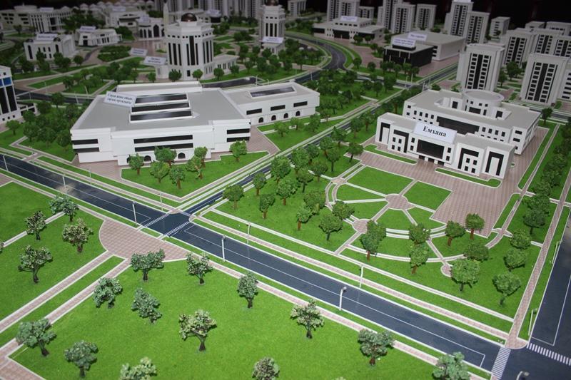 Новые микрорайоны решат жилищную проблему в Таразе