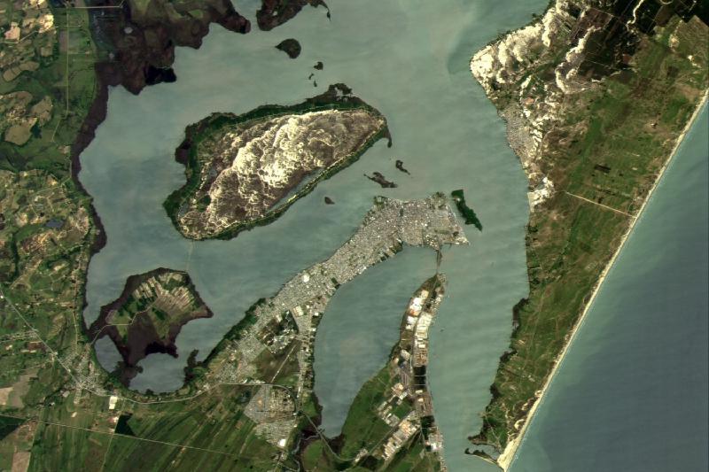 Запущенный ракетой Маска казахстанский спутник сделал первый снимок