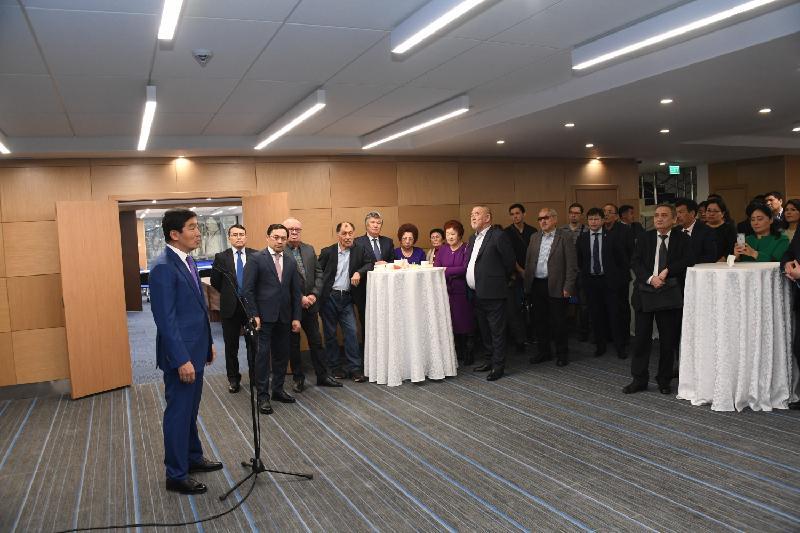 Всемирный центр сакской культуры будет создан в Алматы