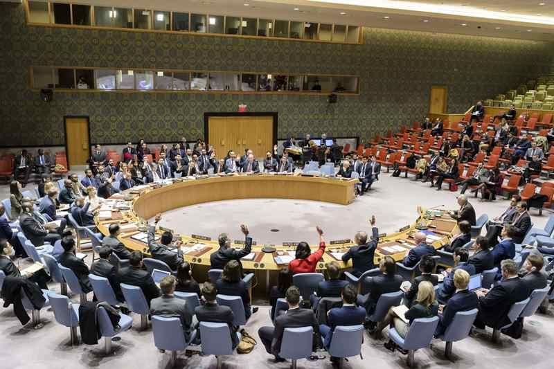 БҰҰ ҚК мүшелері Сирия  келіссөздерінде Астана процесін жоғары бағалады