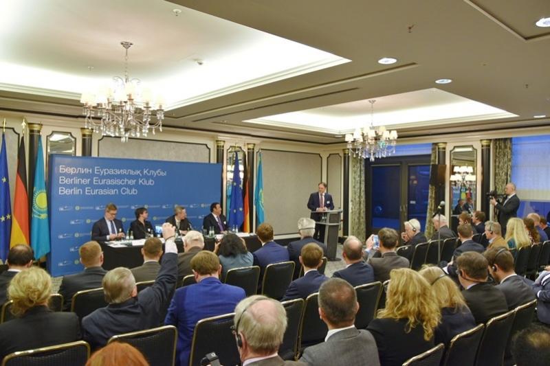 Усилить сотрудничество прикаспийских стран с ЕС предложили в Берлине
