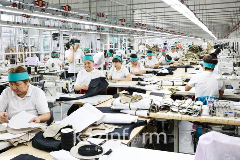 В ожидании расцвета казахстанской легкой промышленности