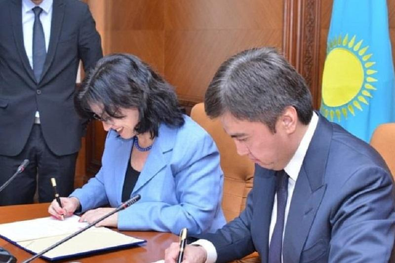 Shymkent City and UN Population Fund sign memorandum on cooperation