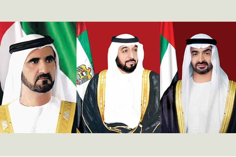 UAE leaders congratulate President of Kazakhstan on Independence Day