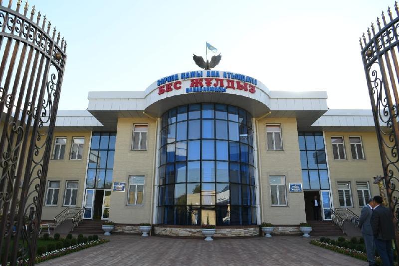 В Туркестанской области увеличивается количество образовательных и медицинских учреждений