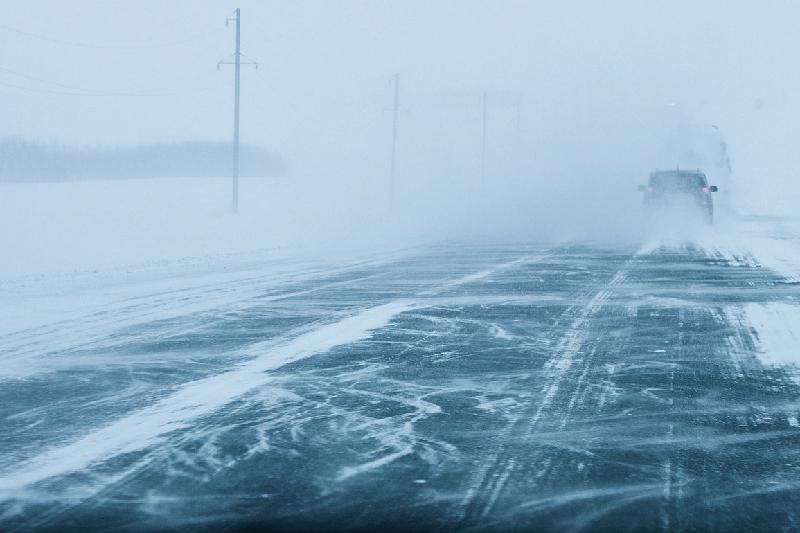 Blowing snow shuts down highways in W Kazakhstan