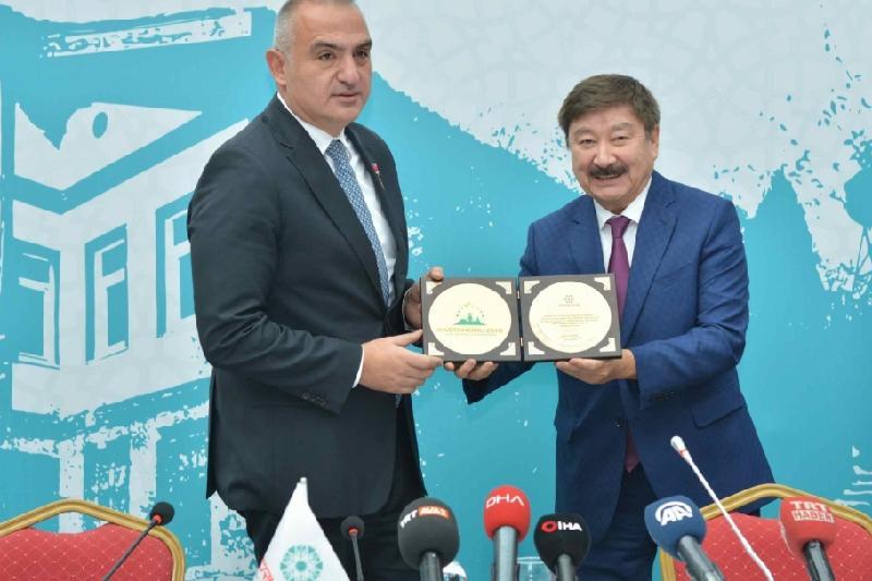 Kyrgyz Osh named cultural capital of Turkic world