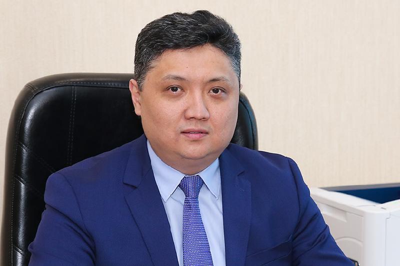 Kazakhstan Temir Zholy managing director appointed