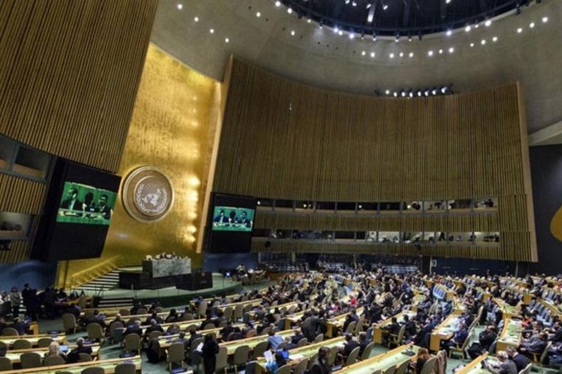联合国大会通过《安全、有序和正常的移民全球契约》