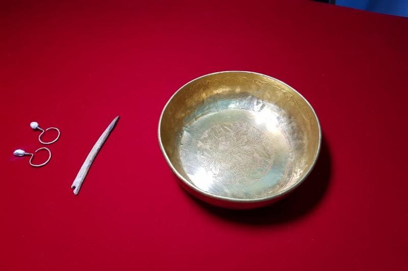 New archaeological finds presented in Karaganda