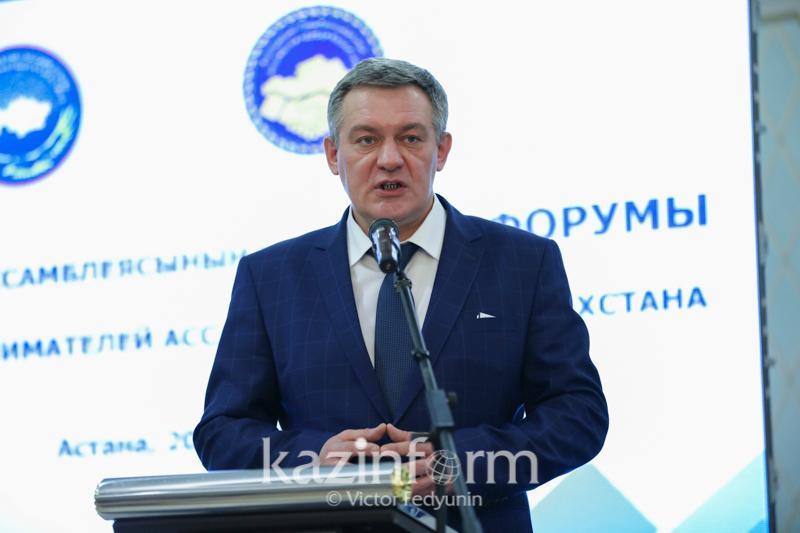 Astanada agrarlyq-ınnovatsııalyq ortalyq ashylady