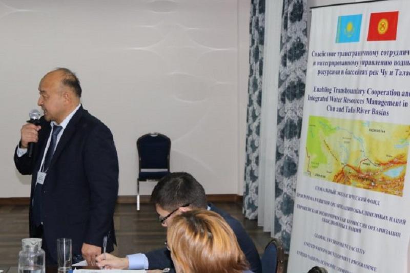 Kazakhstan, Kyrgyzstan bolster transboundary water cooperation