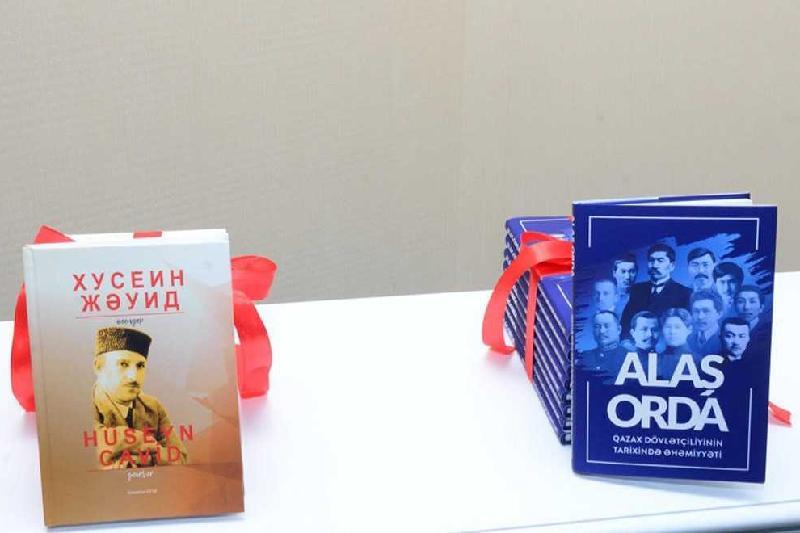 Book about Alash Orda movement published in Azerbaijani language