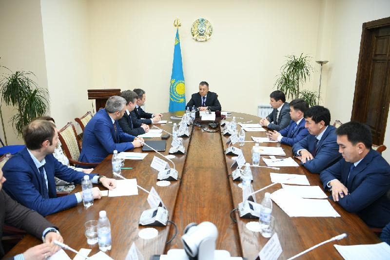 突厥斯坦州与鞑靼斯坦签署数字化领域合作备忘录