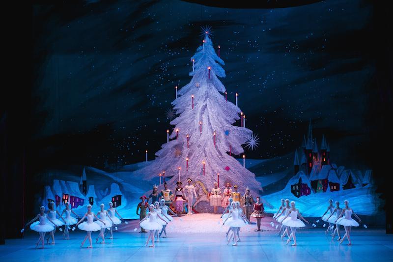 阿斯塔纳歌剧院在意大利出演《胡桃夹子》 开启欧洲巡演