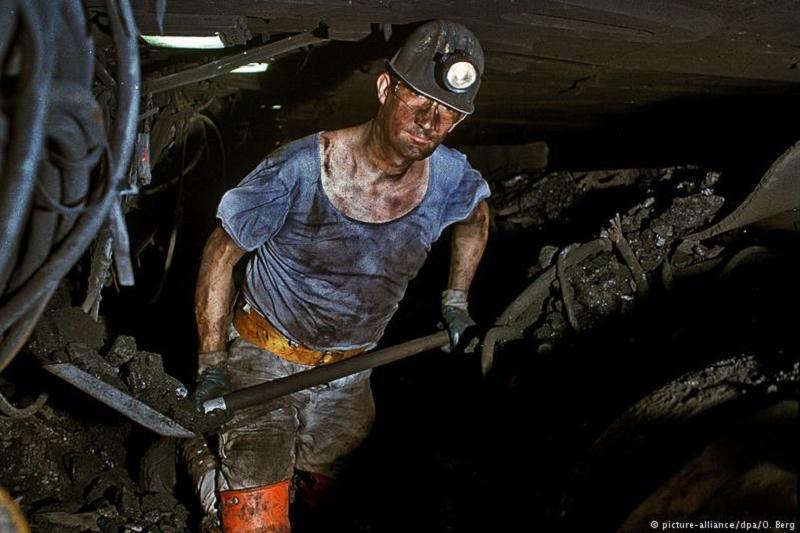 Германияда көмір өндіретін соңғы шахта жабылды
