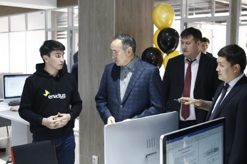 Taraz HUB IT Centre starts its work
