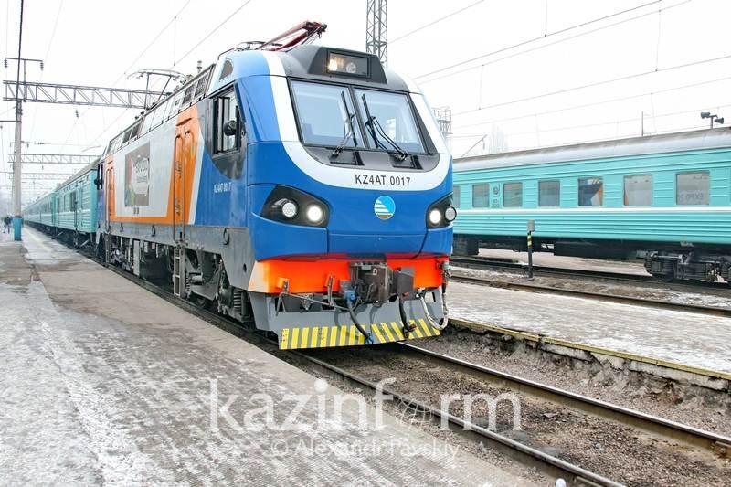 新年期间阿拉木图-库斯塔奈线路将增发旅客班列