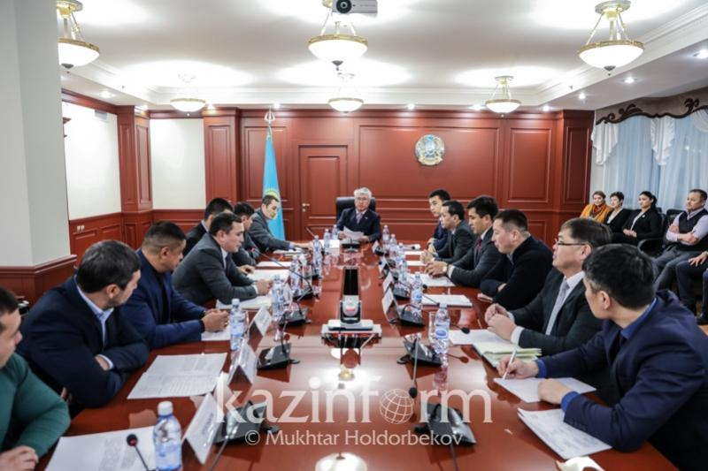 Kazakhstan's three MMA federations announced merger