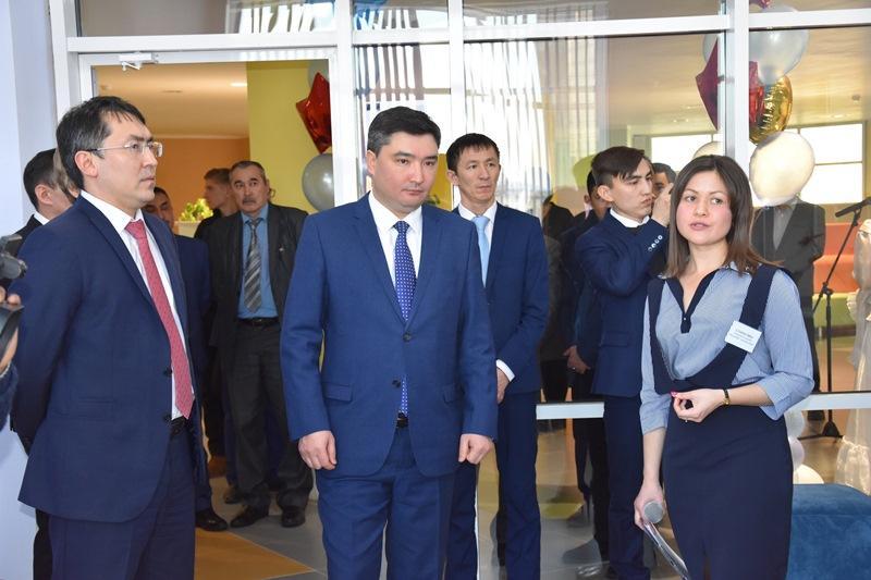 Проектный офис «Қызылжар - адалдық алаңы» открыли в СКО