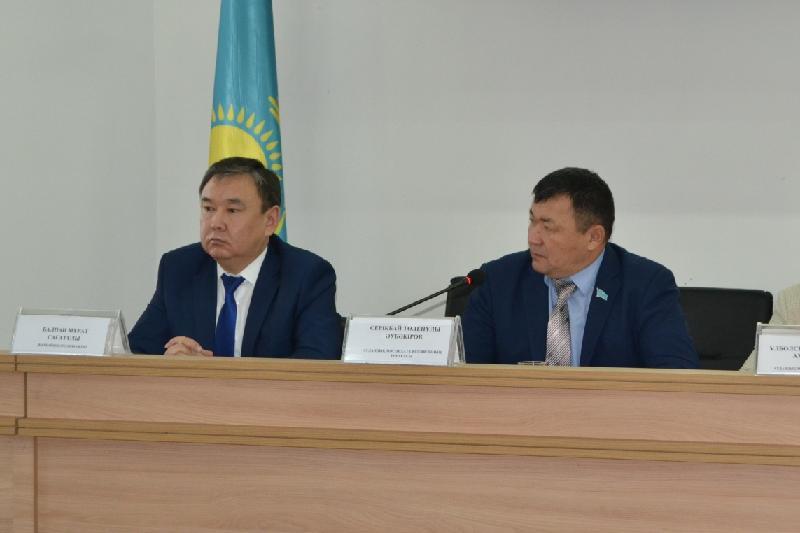 Трехлетний бюджет утвержден в Жаркаинском районе Акмолинской области