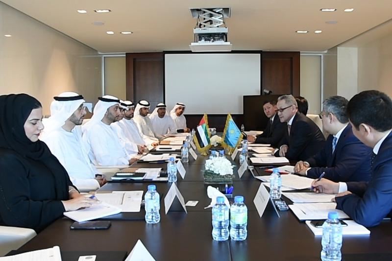 Консультации прошли между Казахстаном и ОАЭ в Абу-Даби