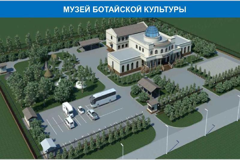 北哈州将拨款20亿坚戈建造博泰文化博物馆