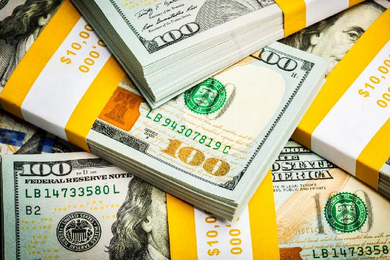 KASE早盘汇率公布 美元兑坚戈1:379.56