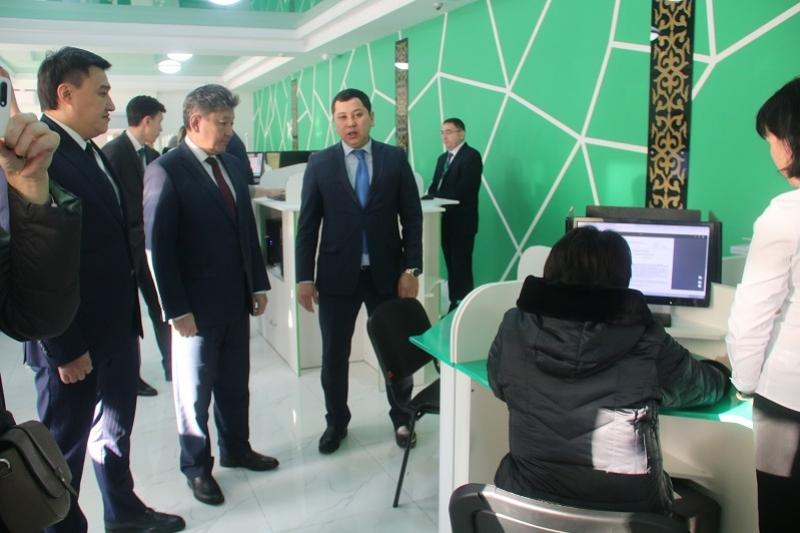 Цифровой ЦОН заработал в Кокшетау