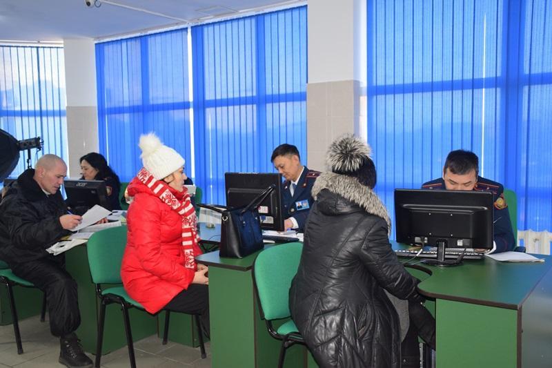 Центр миграционных услуг открылся в  Кокшетау