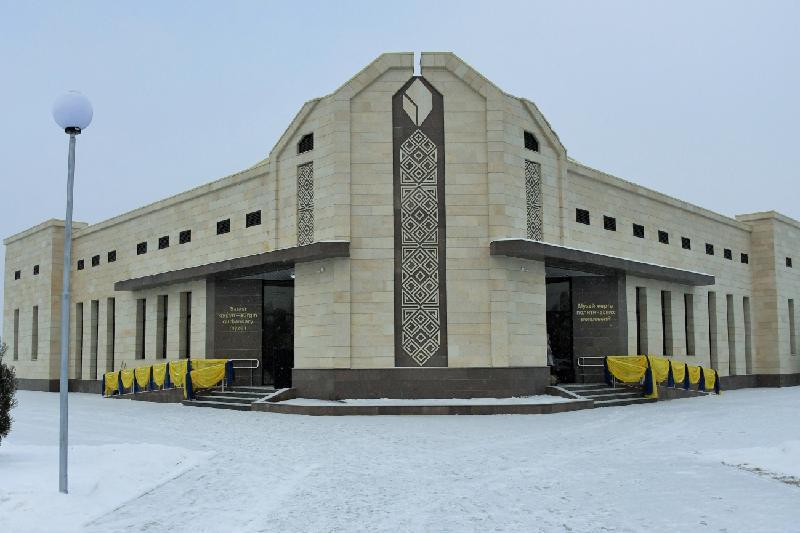 Музей памяти жертв политических репрессий открыли в Алматинской области