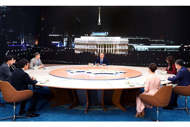У Казахстана нет конфликтов с США - Нурсултан Назарбаев