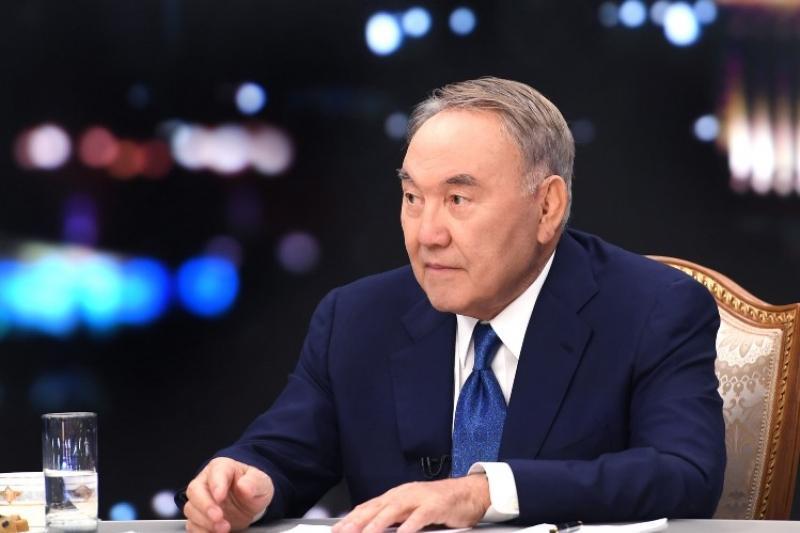 Нурсултан Назарбаев рассказал о счастье политика