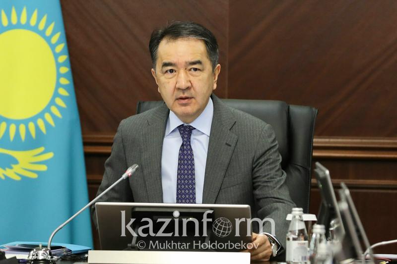 Бакытжан Сагинтаев: открываем тысячи заводов - где результат?