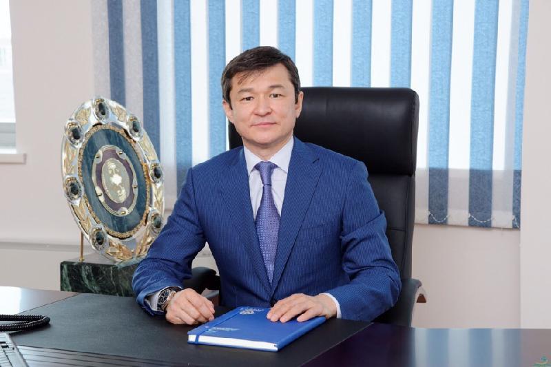 «Астана» ФК президенті Саян Хамитжанов қызметінен кетеді