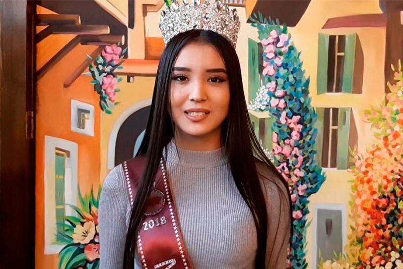 Как «Мисс Алматы-2018» готовится к «Мисс Казахстан-2019»