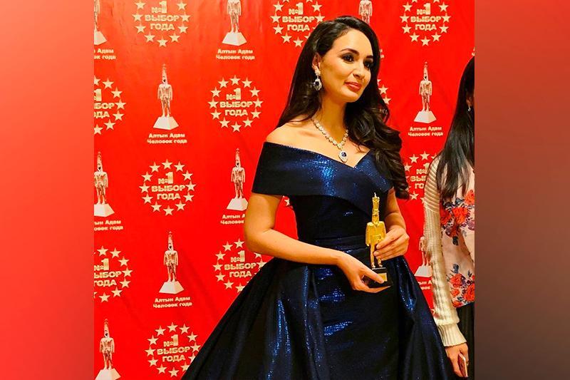 Зарина Алтынбаева: 2018 год стал для меня победоносным